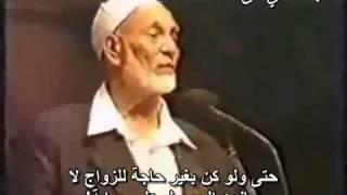 getlinkyoutube.com-مسيحية تصف تعدد الزوجات بالامر جنسي شوفو كيف رد عليها  احمد ديدات