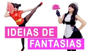 getlinkyoutube.com-Ideias de Fantasias - Simples e Práticas