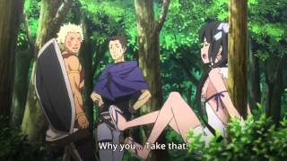 getlinkyoutube.com-AMV Is It Wrong To Try To Pick Up Girls In A Dungeon - Still Worth Fighting For