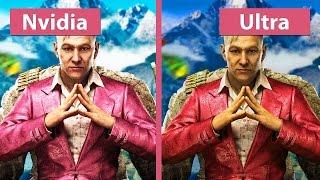 getlinkyoutube.com-Far Cry 4 – PC Ultra vs. NVIDIA Gameworks Features (+Ultra) Graphics Comparison [WQHD]