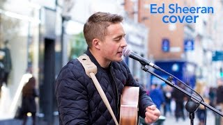 getlinkyoutube.com-Ed Sheeran - Thinking Out Loud By (COVER By Dermot Kennedy) Including Lyrics