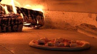 getlinkyoutube.com-Neapolitan Pizza Margherita - Wood Fired Pizza