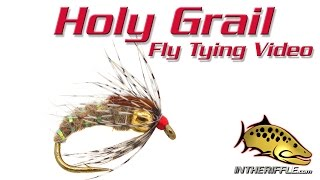 getlinkyoutube.com-Holy Grail Caddis - Fly Tying Video Instructions