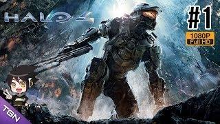 getlinkyoutube.com-Halo 4 [Pt1]: สงครามจักรกลสังหาร สะท้านจักรวาล (Chapter-DAWN)