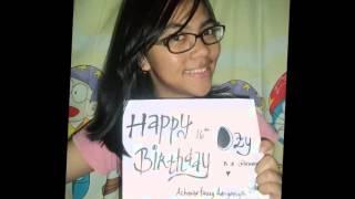Happy Birthday Ozy 2014