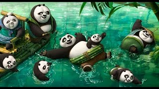 "Non-Stop Music - Far East Adventure (""Kung Fu Panda 3"" Trailer #2 Music)"