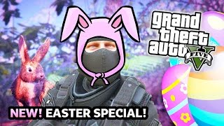 getlinkyoutube.com-GTA 5 Online EASTER EGG HUNT Special! Epic GTA 5 Mini Games Funny Moments! (GTA 5 PS4 Gameplay)