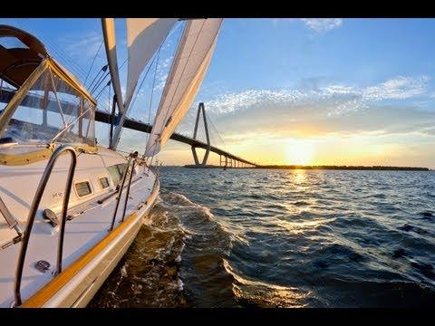 Sailing to Bahamas from Charleston on a Beneteau 49