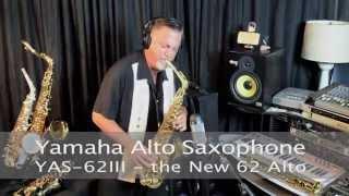 getlinkyoutube.com-Yamaha Pro Alto Saxophone YAS-62 III - Video Review