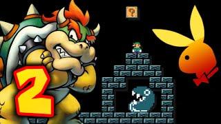 Zagrajmy w Super Mario Maker 2: Sekretny pokój Bowser'a