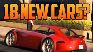 getlinkyoutube.com-GTA 5 Online 18 NEW DLC CARS & VEHICLES!? (GTA 5 Executives & Other Criminals)
