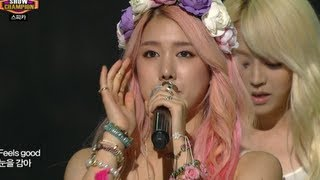 getlinkyoutube.com-SPICA - Tonight, 스피카 - 투나잇, Show Champion 20130904