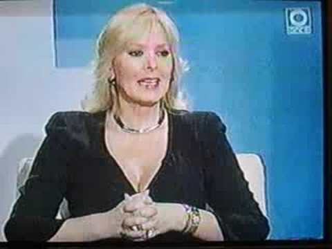 Margarita Gralia en Conversando con Cristina Pacheco 1