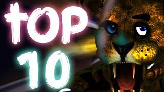 getlinkyoutube.com-Top 10 Most Strange & Interesting Theories!    Five Nights At Freddys 1 & 2