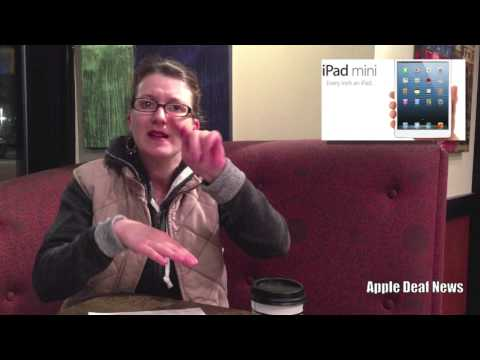 Update News (video): Information about iPad mini and pre-order