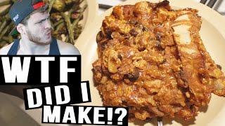 You Gonna Eat That? | VEGAN FULL DAY OF EATING (BULKING)