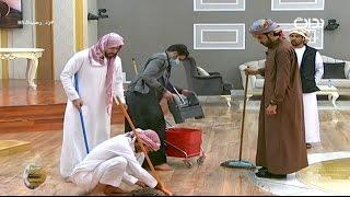 getlinkyoutube.com-تنظيف صالة القفاري بروح الجماعة بأمر أبو كاتم بعد الفوضى - نهاية البث   #زد_رصيدك95