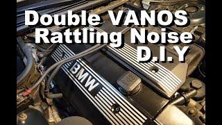 getlinkyoutube.com-BMW Double Vanos Noise Complete Repair