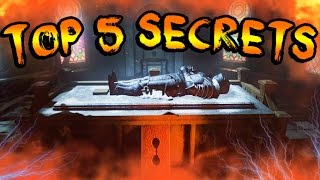 getlinkyoutube.com-Top 5 SECRETS You Didn't Know About DER EISENDRACHE! Black Ops 3 Zombies TOP 5 BEST EASTER EGGS