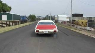 1971 Oldsmobile 442 Burnout 455 Olds Rocket TRY NOT TO LAUGH