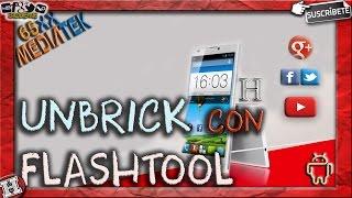 getlinkyoutube.com-Revive tu Android de un Brickeo. Mediatek