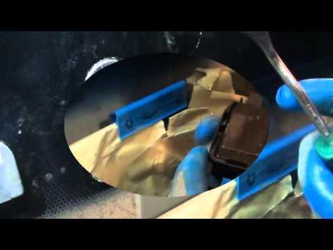 Toyota RAV 4 замена лобового стекла