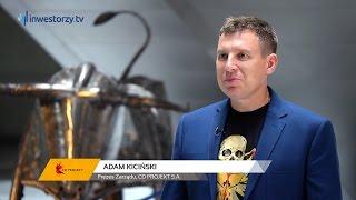 CD PROJEKT S.A., Adam Kiciński - Prezes Zarządu, #36 PREZENTACJE WYNIKÓW