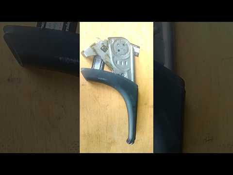 Рычаг стояночного тормоза A9064200212 Мерседес Спринтер 906 2012 А9064200212