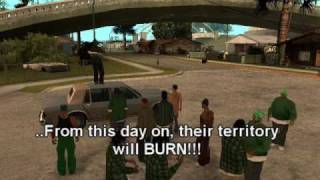 getlinkyoutube.com-The Rise of Crime - Episode 1: The Prologue (GTA San Andreas)
