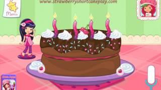 Strawberry Shortcake Bake Shop Chocalicious Cake