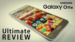 getlinkyoutube.com-Samsung GALAXY ON8 Complete REVIEW (4K) vs J7 Prime, J7-6, G4+, RN3
