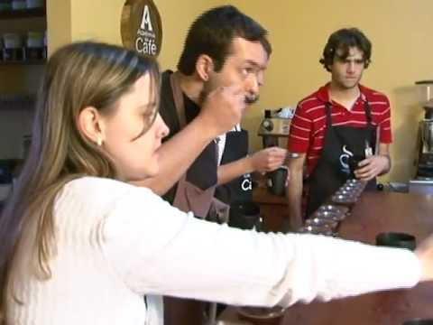 Curso de café para produtores e apreciadores da bebida em BH - Programa Revista do Campo