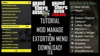 getlinkyoutube.com-Tuto installer mod menu gta5 1.26 ps3 fr