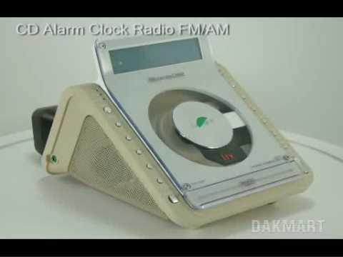 sony alarm clock radio instructions