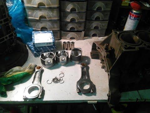 Капитальный ремонт двигателя SMART ROADSTER 0.7