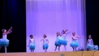 """getlinkyoutube.com-Frozen- Ballet 2 """"Let It Go!"""""""