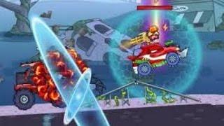 getlinkyoutube.com-Мультик игра для детей про машинки - МАШИНА ЕСТ МАШИНУ 5 CAR EATS CAR 5 ч.3