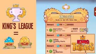 getlinkyoutube.com-King of Thieves: King's League