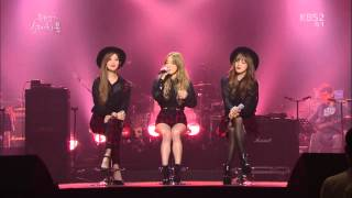 getlinkyoutube.com-[HIT] 유희열의 스케치북-소녀시대-태티서(Girl's Generation-TTS) -  Cater 2 U.20141003