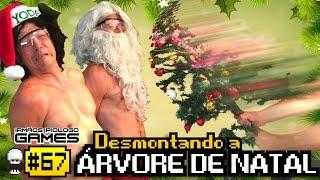 getlinkyoutube.com-Irmãos Piologo Games 67 - Desmontando a Árvore de Natal, Final Fantasy XV, Nintendo Switch e mais!
