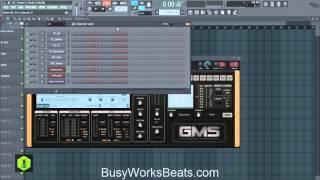 getlinkyoutube.com-Drake Beat Using ONLY FL Studio 12 Plugins