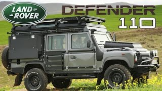 getlinkyoutube.com-Land Rover Defender - The ultimate Camper conversion