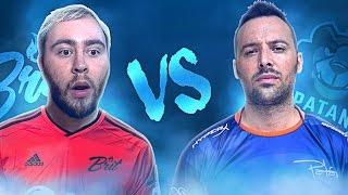ENCONTREI UM PROFISSIONAL DE FIFA! BRIT vs PRO PLAYER   PATAN REX! FIFA 17