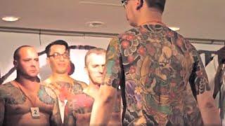 getlinkyoutube.com-【King of Tattoo 2012】 Japanese Style part