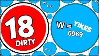 getlinkyoutube.com-[WARNING 18+] DIRTY AGARIO, PRESS W = ANAL! TOO DIRTY FOR THE INTERNET (AGAR.IO #48)