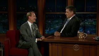 getlinkyoutube.com-Late Late Show with Craig Ferguson 2/22/2012 Carson Kressley, Ramin Nazer