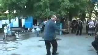 getlinkyoutube.com-Лезгинка на Азербайджанской свадьбе.