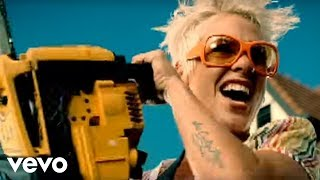getlinkyoutube.com-P!nk - So What