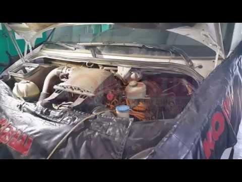 Какие признаки лопнутого впускного коллектора на Mercedes Sprinter 2.1 ОМ 646?