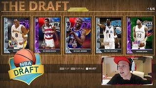 getlinkyoutube.com-THE DRAFT! TIME TO WIN THIS! - NBA 2K16